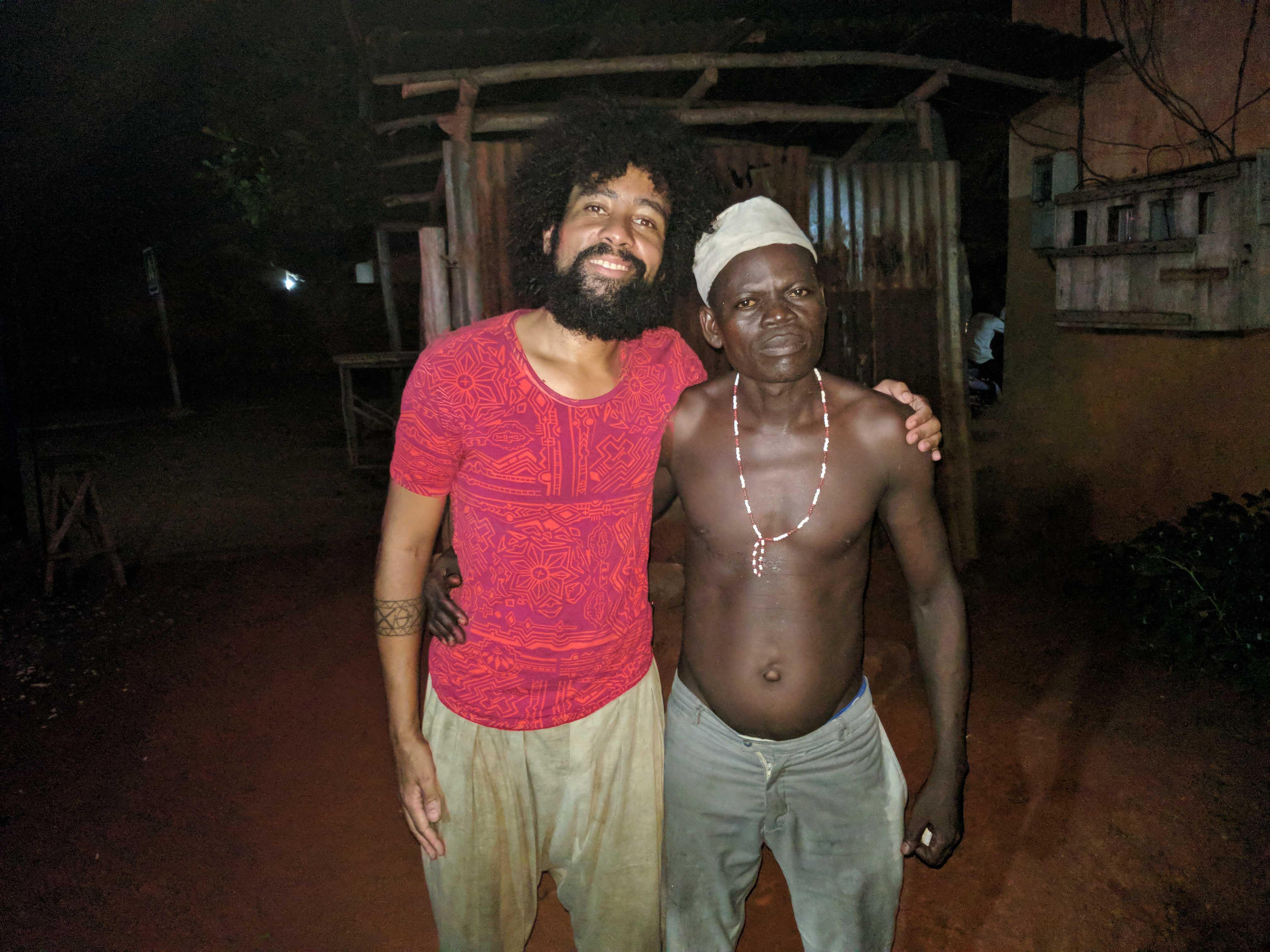 Lider Vodusi Baba Bbobozo