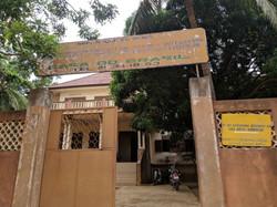 Casa do Brasil em Ouidah