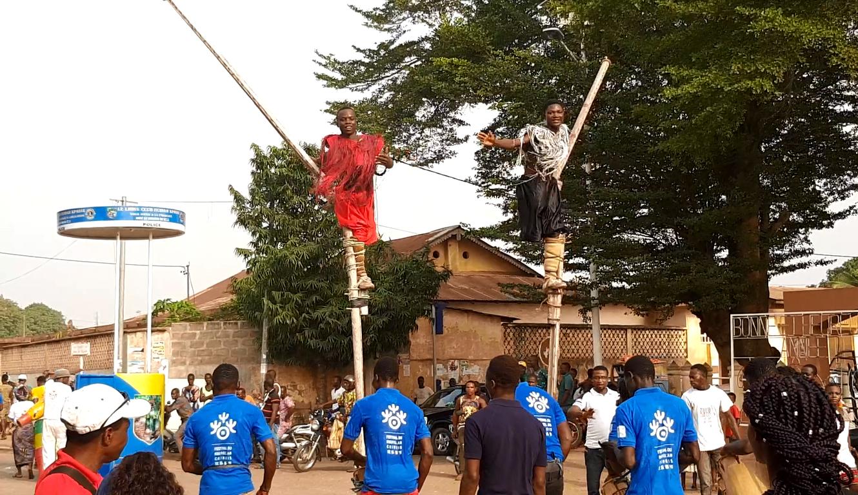 Carnaval em Ouidah