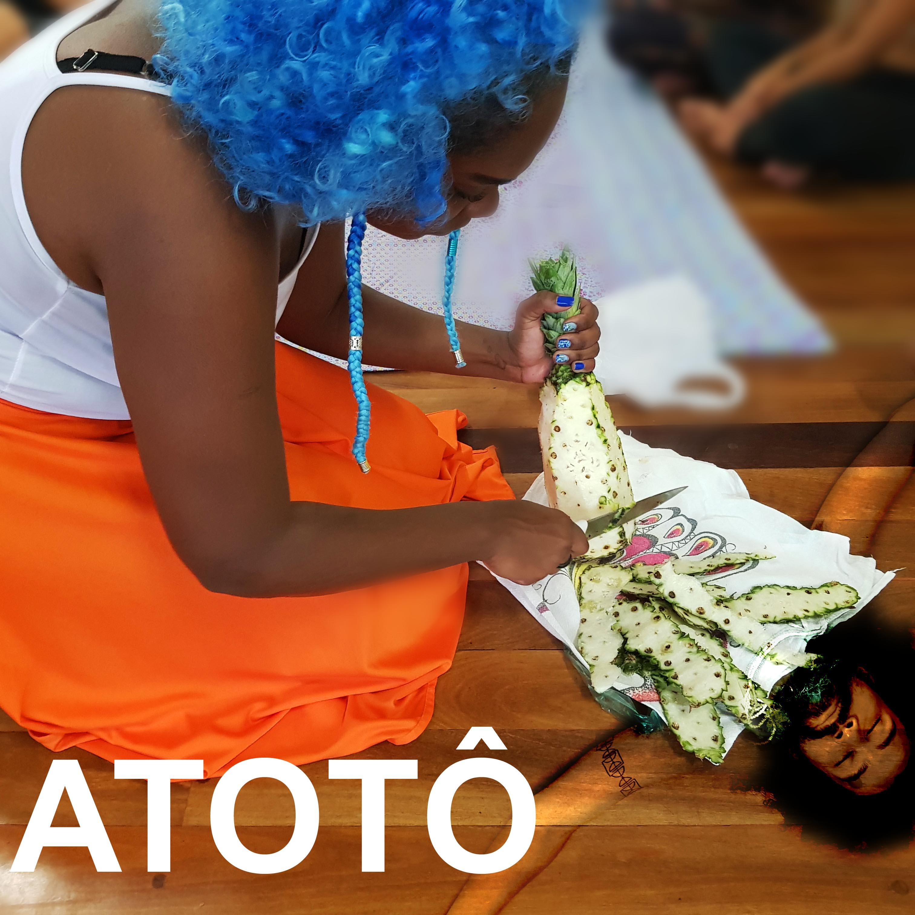 Dia 8 - Atoto