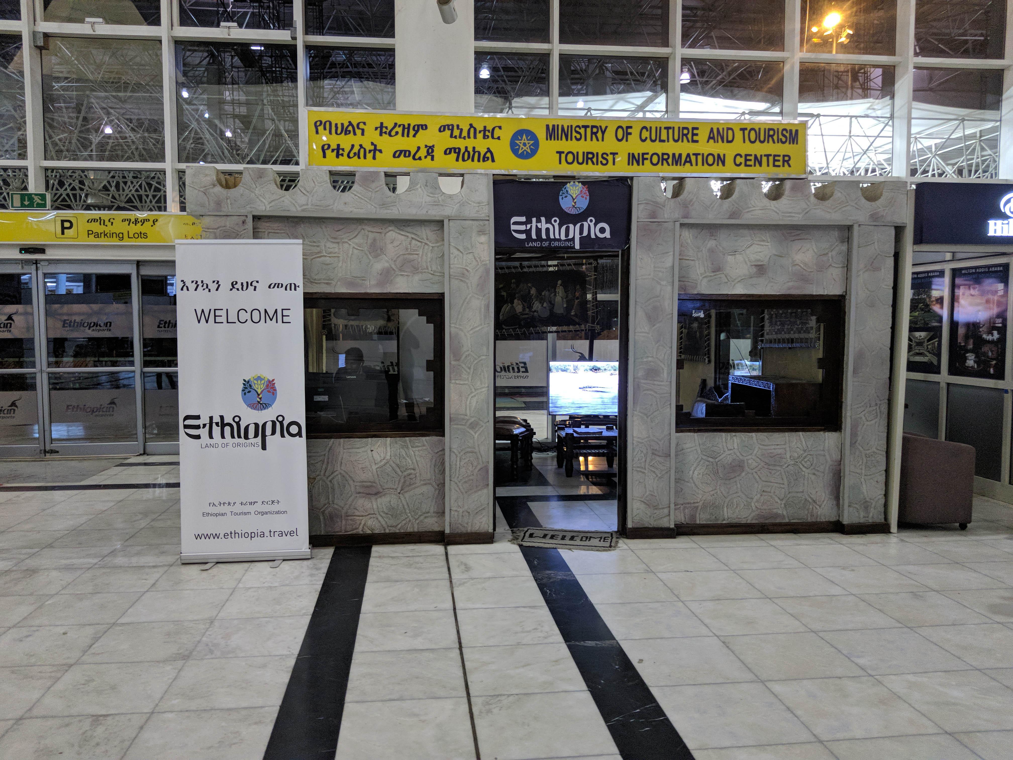 Aeroporto Etiopia