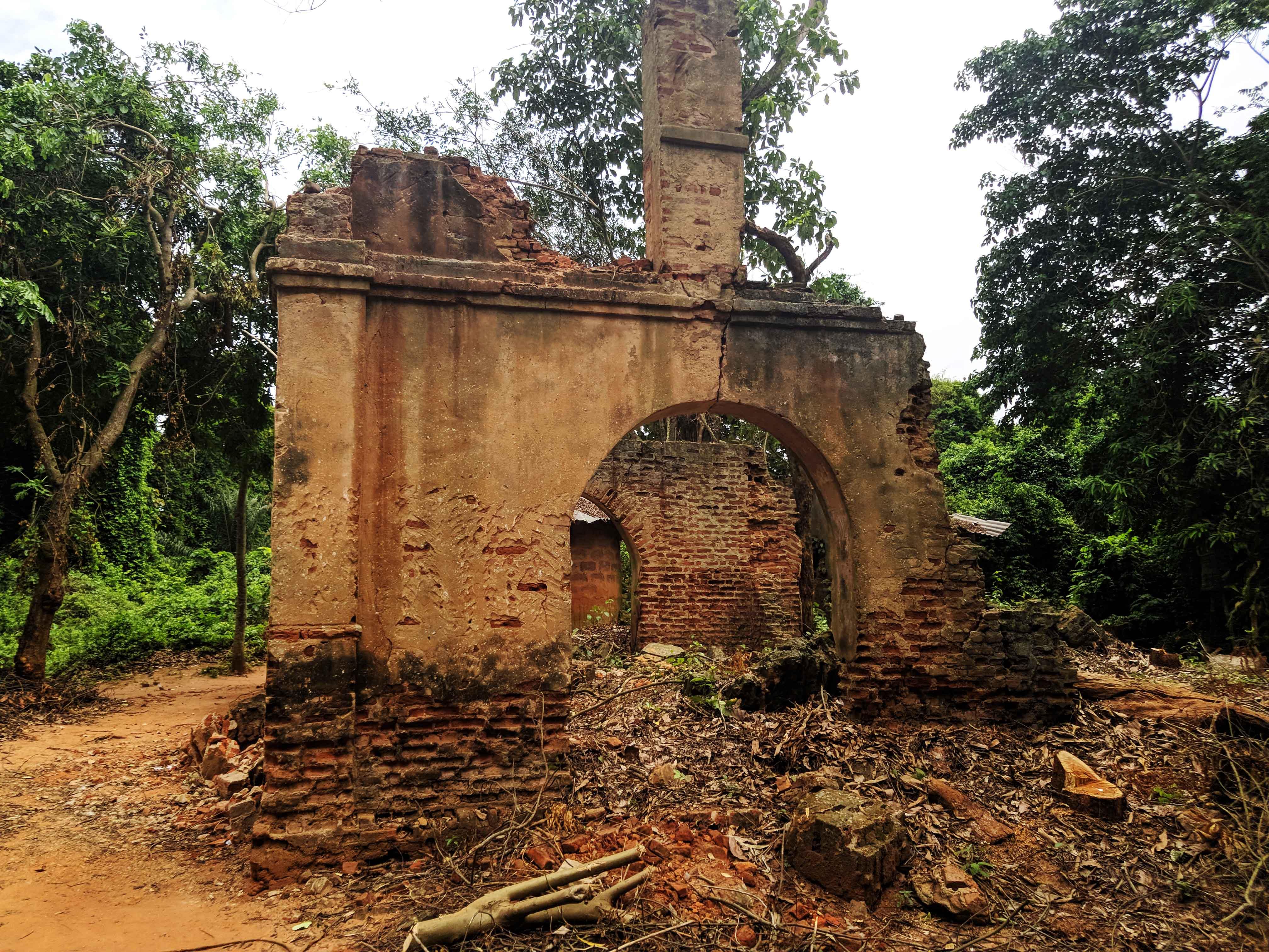 Floresta Sagrada em Ouidah