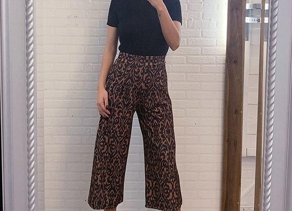 Culotte Pants- Stoffhose