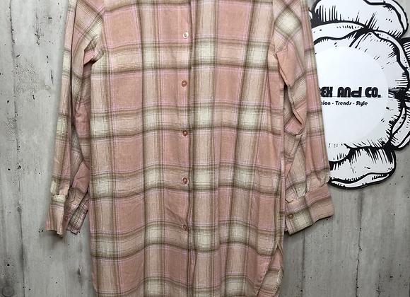 Hemd/Bluse lang