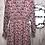 Thumbnail: Kleid mit Blumen Muster