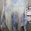 Thumbnail: Long Bluse mit Fledermausärmel
