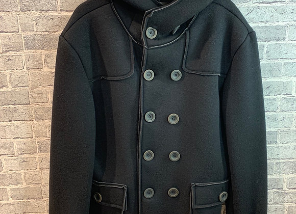 Mantel mit Doppeldreihe