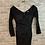 Thumbnail: Kleid mit Wickel Optik