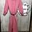Thumbnail: Pinkes Kleid A-Linie