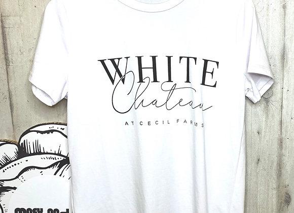 T-Shirt White Chateau