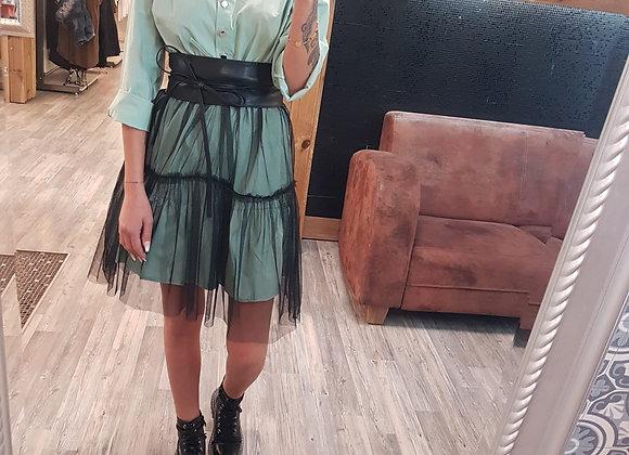 Kleid mintgrün