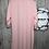 Thumbnail: Long Bluse mit Gürtel