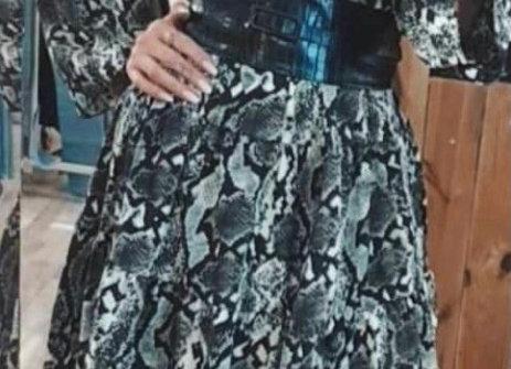 Animal Kleid