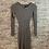 Thumbnail: Kleid gerippt