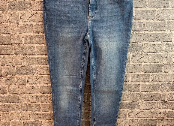 Pieces Blue Jeans