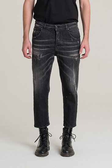 I'M BRIAN JEANS CORTO LOOSE FIT