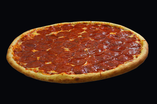 Party Pizza Circle