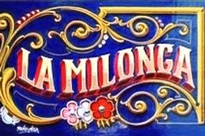 MILONGA 4 回チケット
