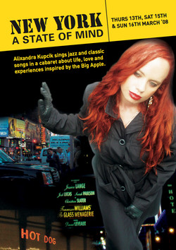 A State of Mind, March 2008
