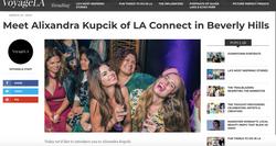 VoyageLA Interviews Alixandra Kupcik