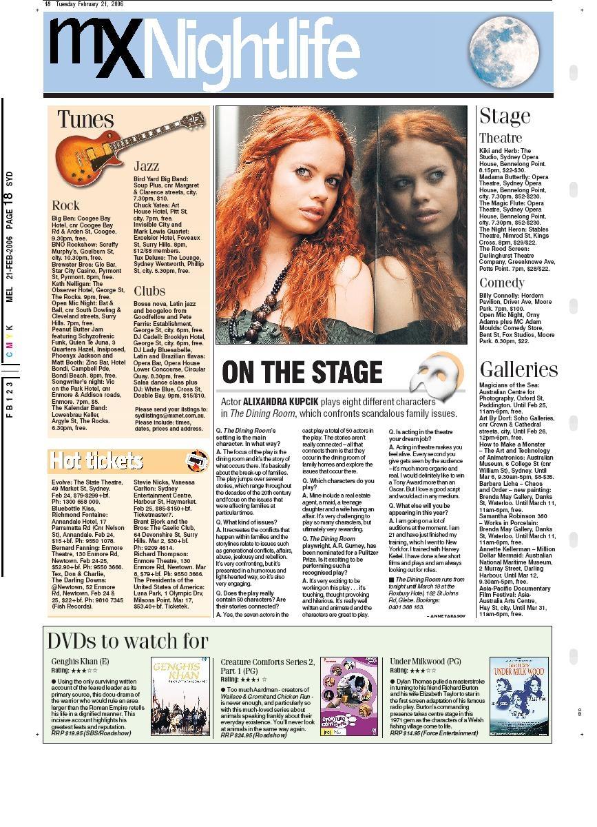 MX News, February 2006