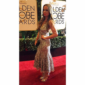 Alixandra Kupcik Golden Globes 2017