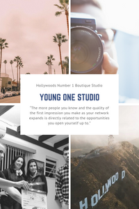 Meet Young One Studio - Hollywoods Number One Boutique Studio