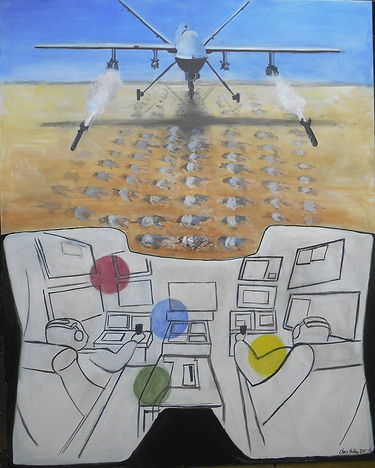 'Drone Wrfare - Killing by remote contro