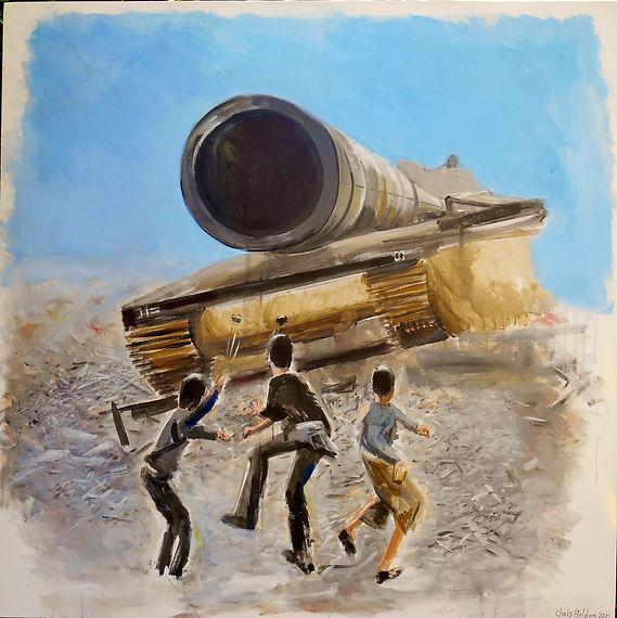 Israel Palestine Conflict -Spirit of Res