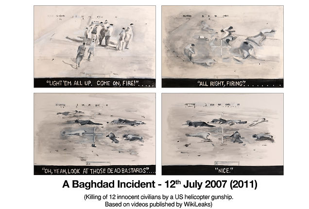 A Baghdad Incident 12  July 2007 (2011).