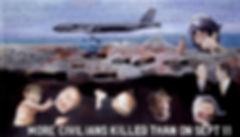 'The Moral High Ground' (2001-2) Acrylic
