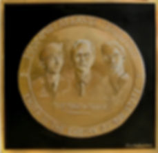 A Truth Prize Medal (2013) 1m5cms x 1m5c