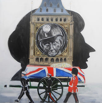 Silenenced in Life & Death (Thatchers Fu