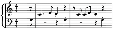dynamic markings, staccato