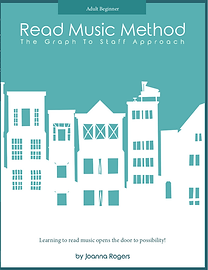 Read Music Method for Adult Beginners Book