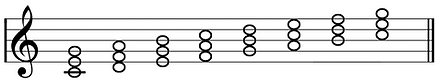 Is it a major or minor triad?