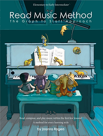Read Music Method workbook