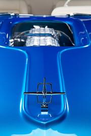 Custom Engine Cover for Kindig It Design