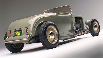 Roger Ritzow's 32 Ford by Tad Rides By Troy