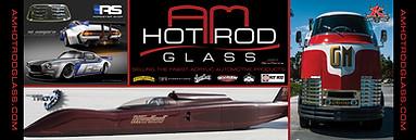 AM Hot Rod Glass SEMA 2014