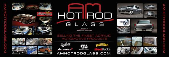 AM Hot Rod Glass SEMA Show 2013