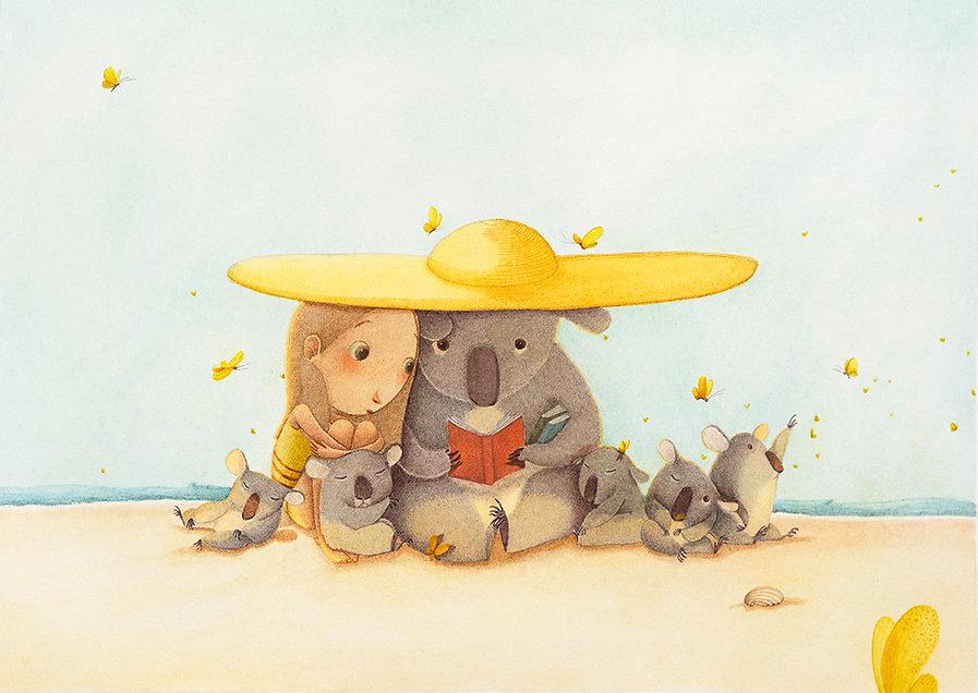 Caterina Metti koala.jpg