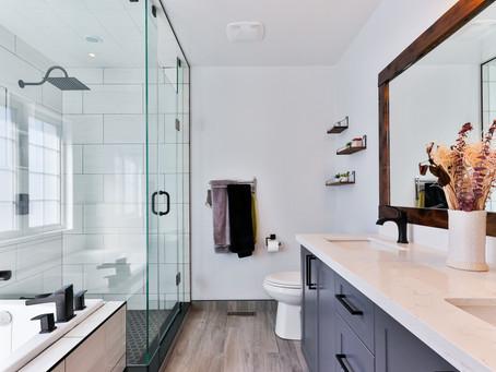 洗面&浴室の間取りアイデア