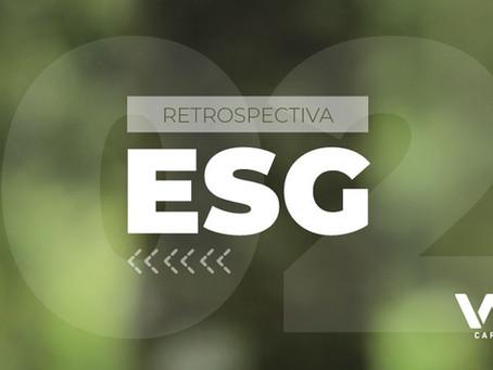 Retrospectiva ESG: os marcos da sustentabilidade em 2020