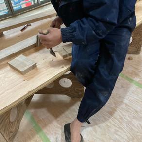 木造住宅って大工さんの技の塊なんだな~