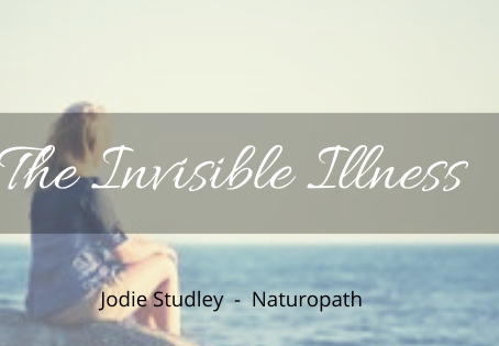The Invisible Illness  -  Is anyone listening?