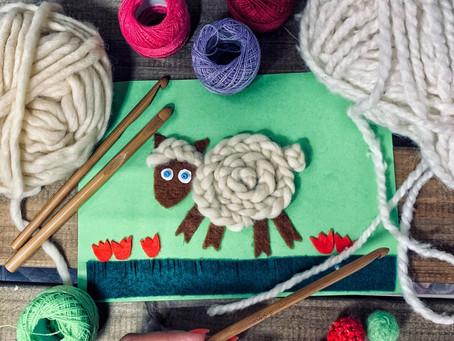 Вязание малышам!