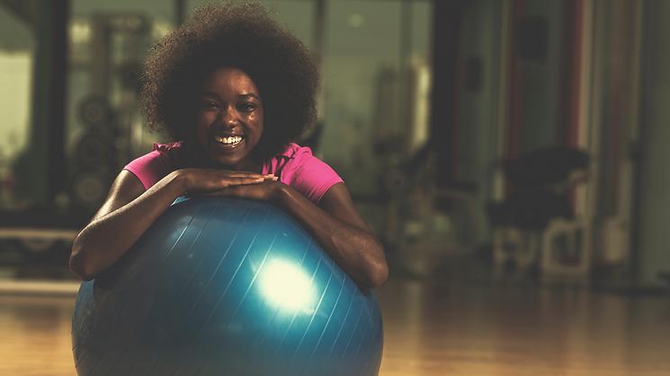pilates black power