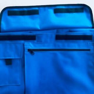 Beach Porter velcro towel pocket