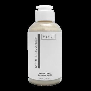 Milk Cleanser – Hydration for Dry Skin